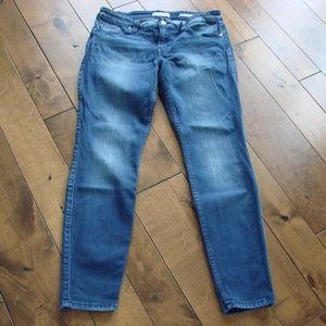 Guess Power Stretch Skinny Dark Denim Jeans